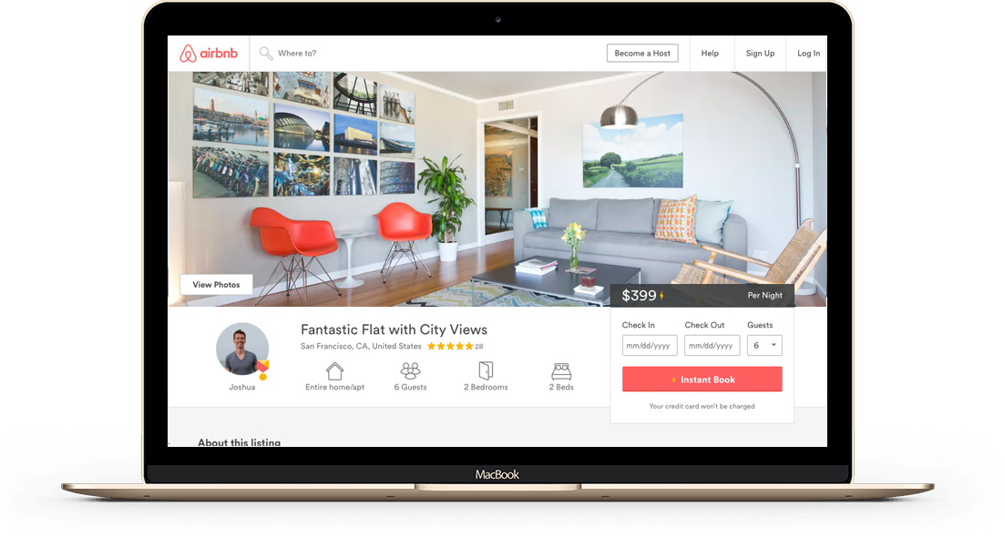 airbnb listing optimization